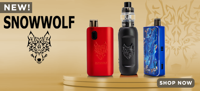 Snowwolf Vapes