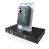Pro AV/IT HDBaseT 4K60 18G Single Gang HDMI Wall Plate Extender Kit up to 230ft