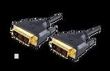 Pro AV/IT Series MicroFlex Low Profile DVI Cables