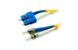 Duplex Singlemode 9/125 Fiber Optic Patch Cables
