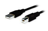 USB A to B Cables