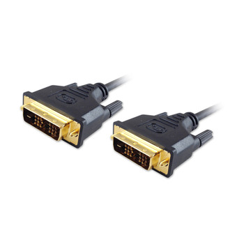 MicroFlex Low Profile DVI-D Cables 1.5ft