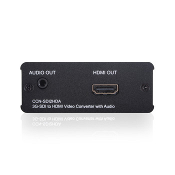 Pro AV/IT 3G-SDI to HDMI Video Converter with Audio