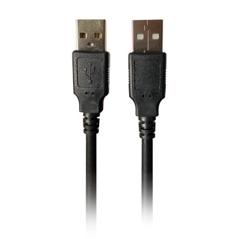 USB 2.0 A to A Cable 10ft