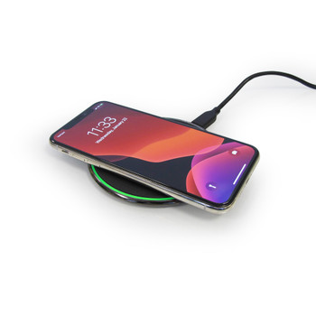 Qi Certified Wireless Fast Charging Pad 10W