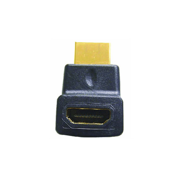 HDMI Female to Right Angle Male - Upward Position