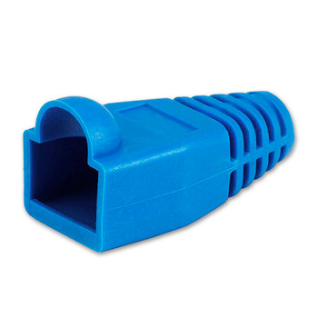 Blue RJ45 Colored Boot