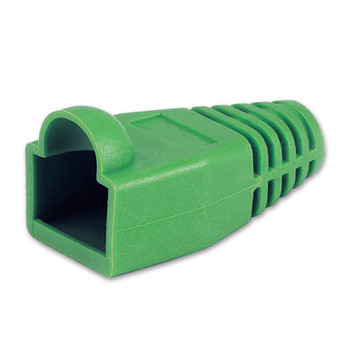 Green RJ45 Colored Boot