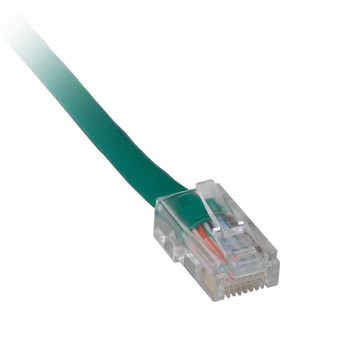 CAT5e 350MHz Assembly Cable Green 10ft.