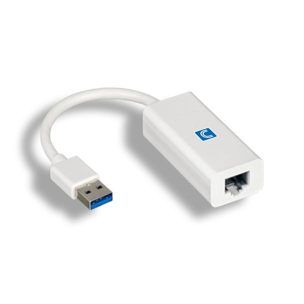 USB 3.0 to Gigabit Ethernet Adapter RJ45 10/100/1000 Mbps