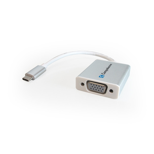 USB 3.1 Type-C male to VGA female cable adapter