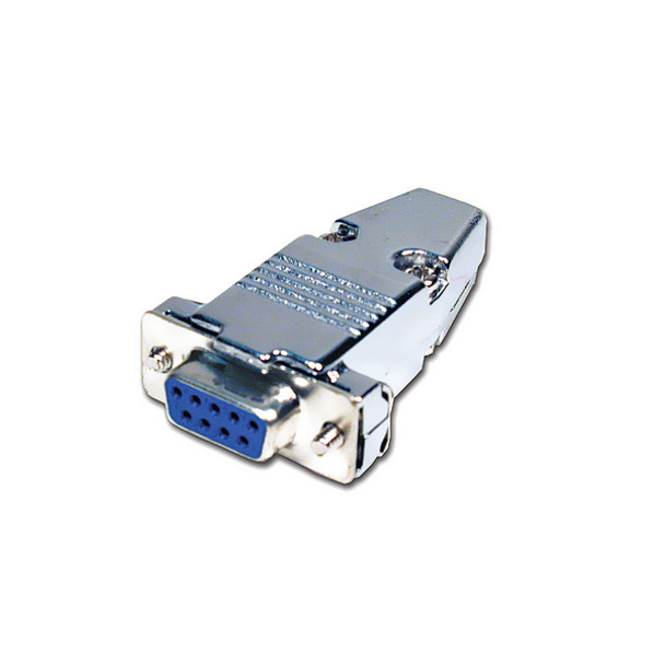 9 Pin Jack with Hood Connector