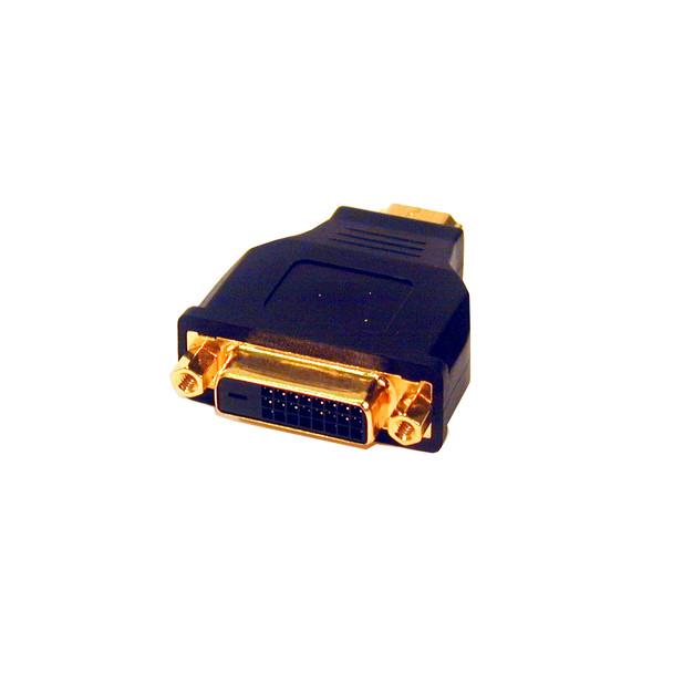 HDMI Plug to DVI-D Jack Adapter