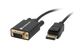 DisplayPort to VGA Adapters