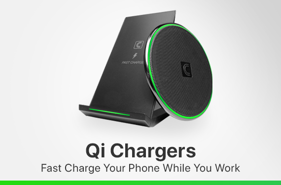 Qi Chargers