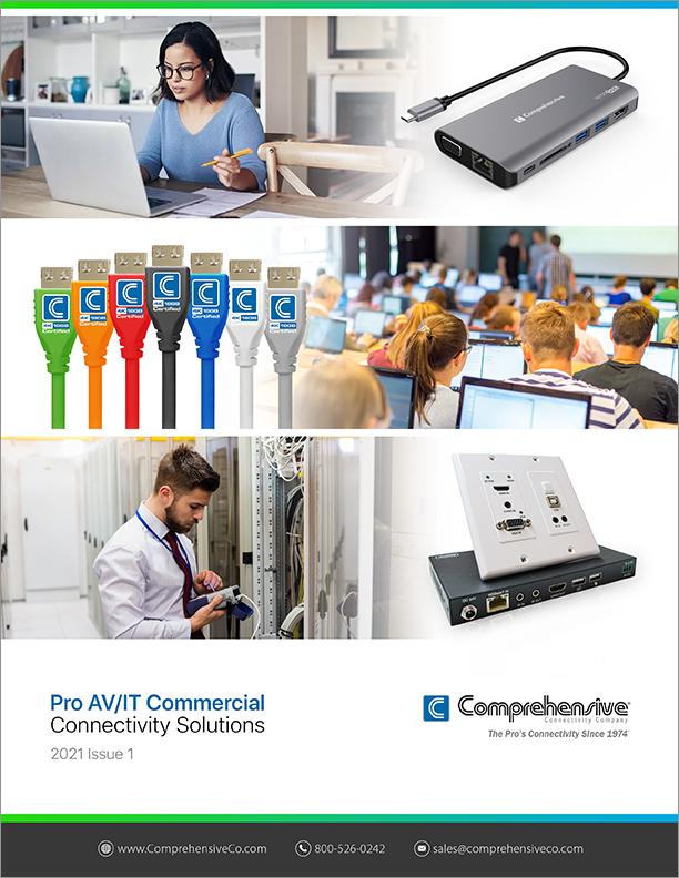 Pro AV/IT Connectivity Solutions 2021