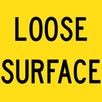 T9-86 - LOOSE SURFACE - Loose Surface - 600x600mm