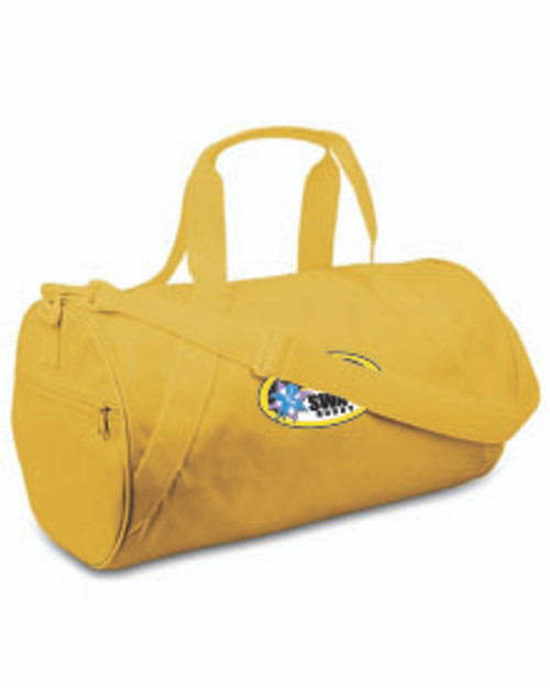 Swarm Embroidered Duffel Bag