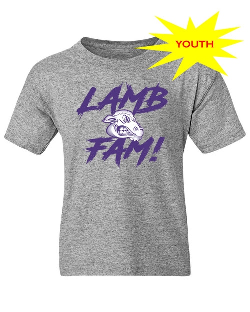 LAMB FAM Youth Tee