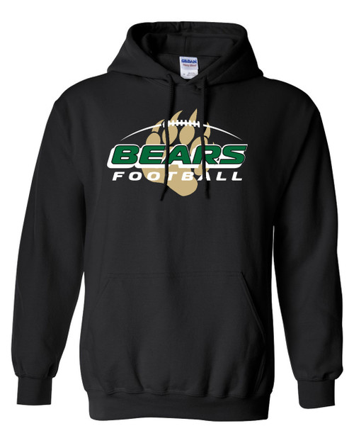 Bear Creek Football Hoodie