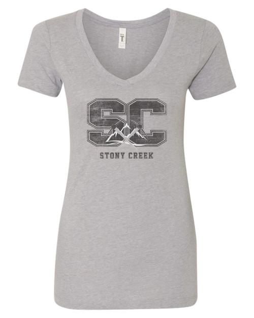 Ladies Stony Creek V Neck