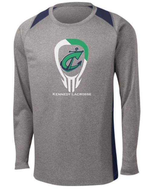 Kennedy Lacrosse Long Sleeve Tee