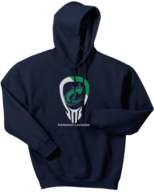 Kennedy Lacrosse Hooded Pullover