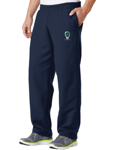 Kennedy Lacrosse Embroidered Sweat Pants