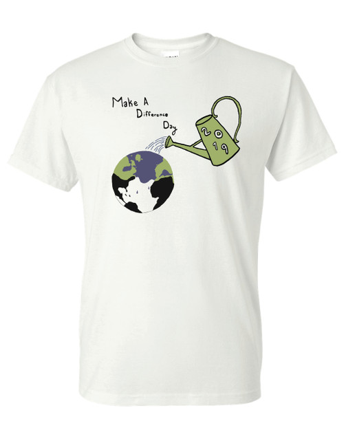 SRMS 2019 Make a Difference Tee