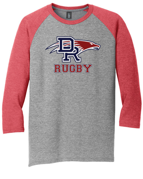 DRHS Rugby Raglan