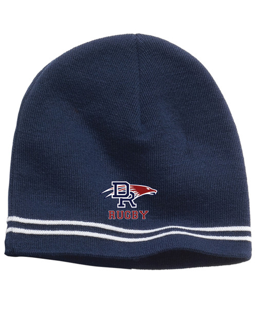 DRHS Rugby Embroidered Beanie
