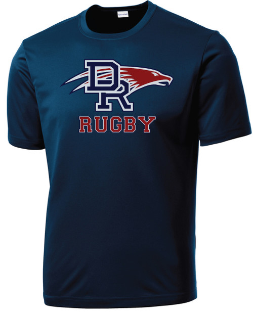 DRHS Rugby Performance Practice Tee
