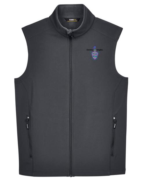 Devinny Men's Soft Shell Vest