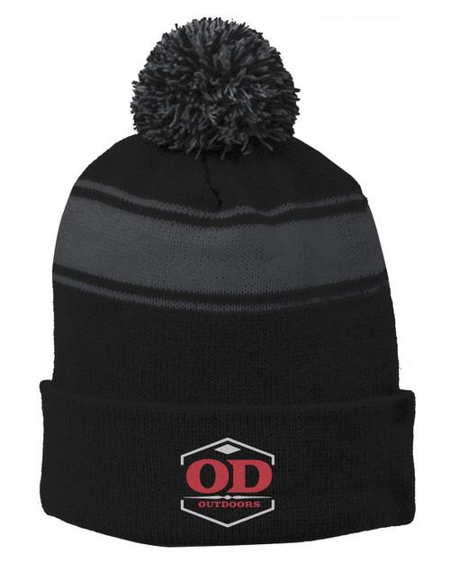 OD Outdoors Pom Beanie