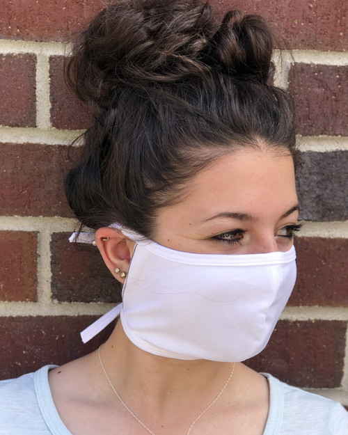 Plain Facemask