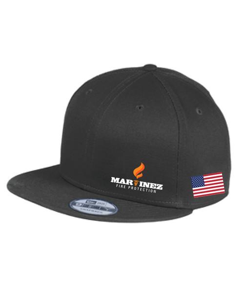 Charcoal Snap Back Hat