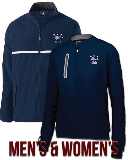 DRHS Soccer Jacket