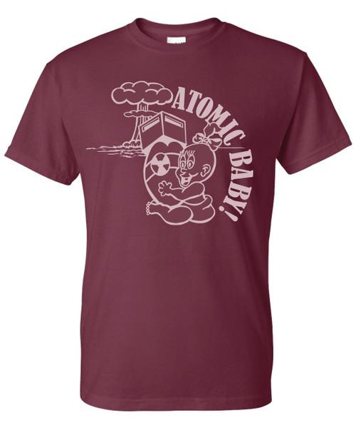 Atomic Baby Tee Shirt