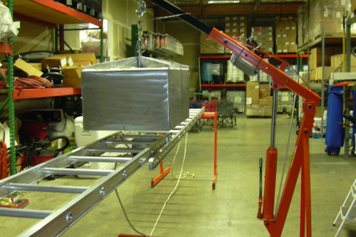 1001 - Horizontal Bend Testing Equipment