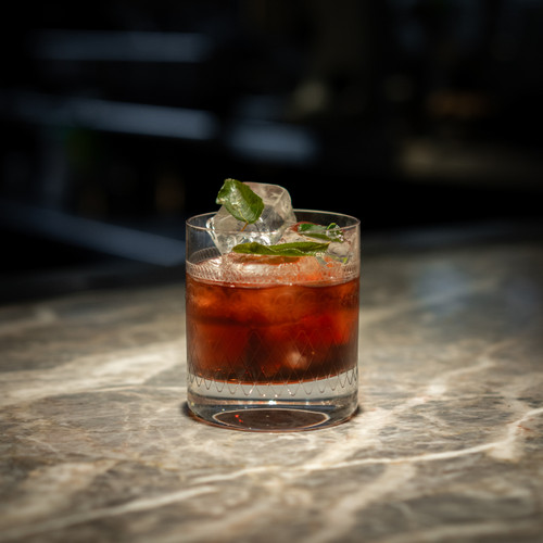 Scully's Negroni