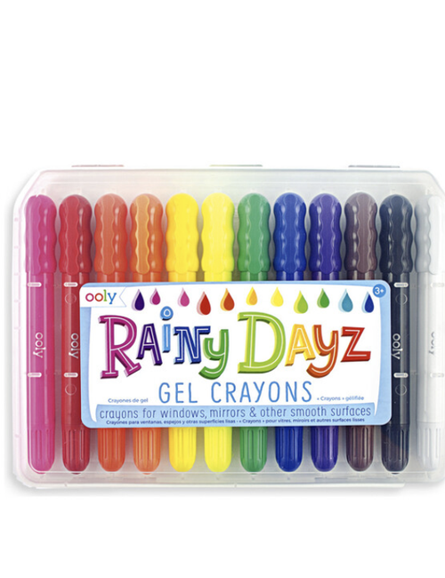 Rainy Dayz Gell Crayons