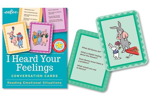 Awareness Conversation Flash Cards
