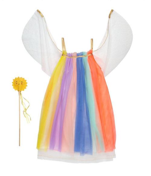 Meri Meri Rainbow Girl Dress UP (5-6 years)