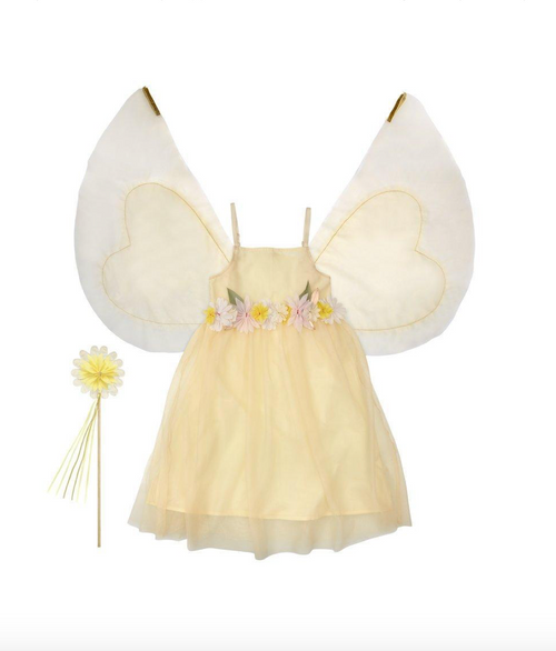 Flower Fairy Dress UP (5-6 years)