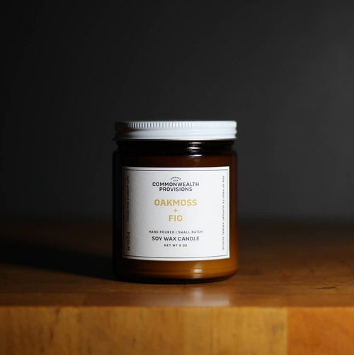 Commonwealth Provisions Soy Candles