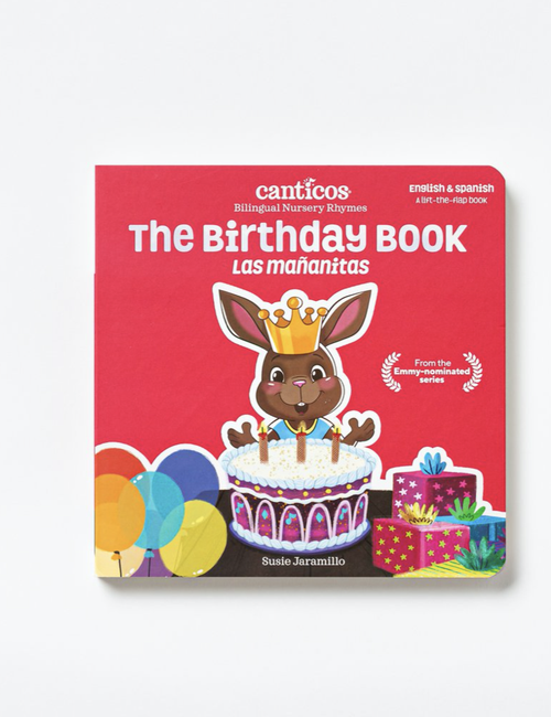 Canticos Bilingual Nursery Rhymes Board Books
