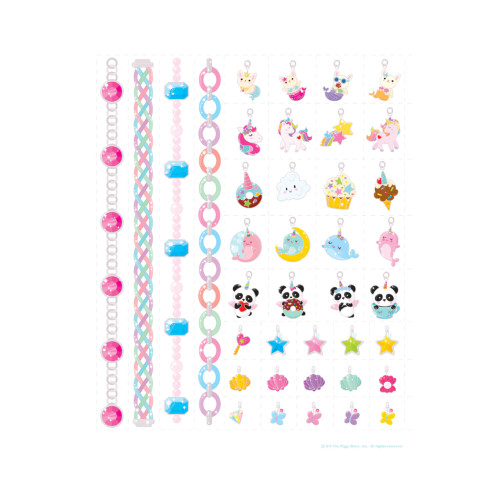 Charming Chains n Charms Temporary Tattoos- Believe in Magic