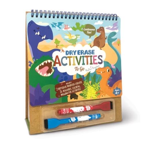 Dry Erase Activities To Go- Dinosaur World