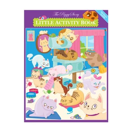Purr-fect Cats Little Activity Book