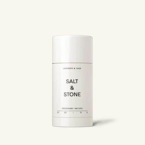 Salt & Stone - Natural Deodorant  (Lavender & Sage)